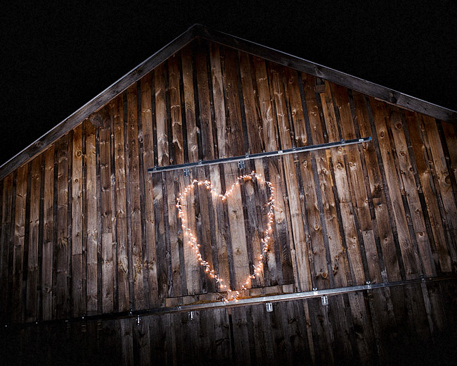 call a true country maine wedding heart on the barn reception in the